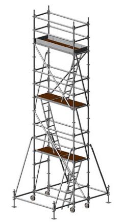 Torres móviles mp15