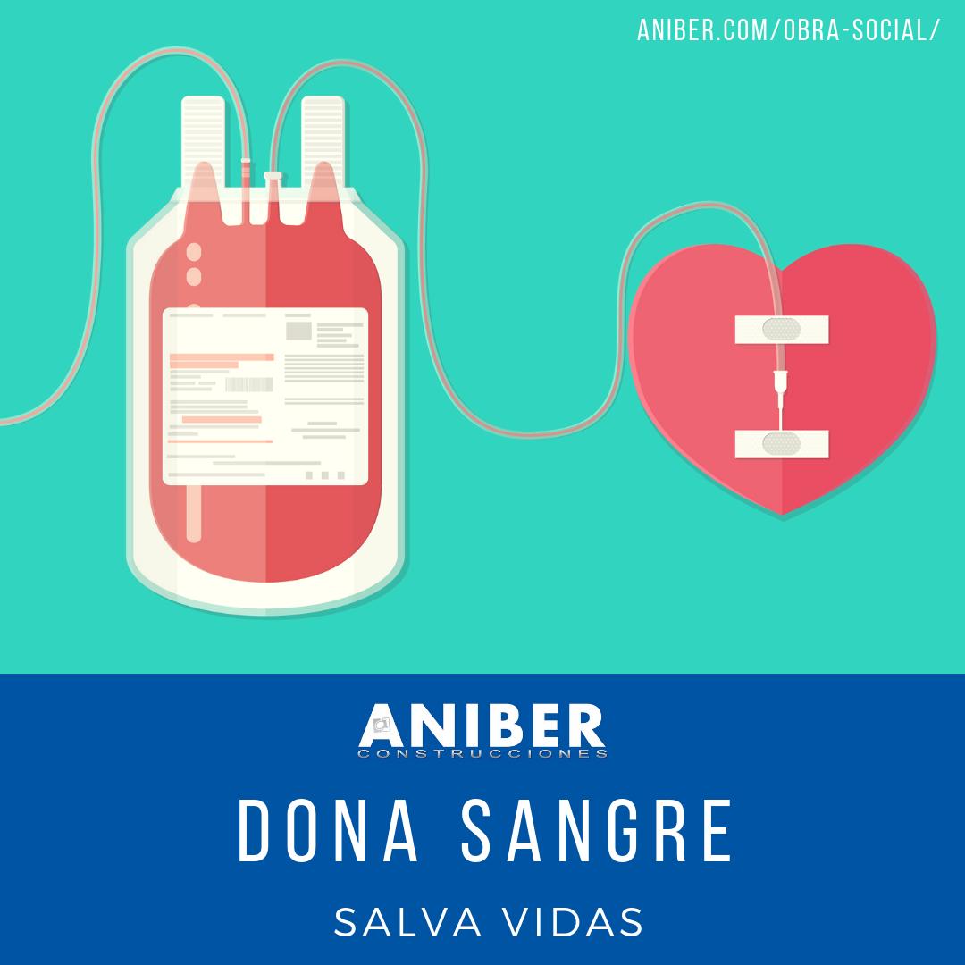 dona sangre obra social aniber